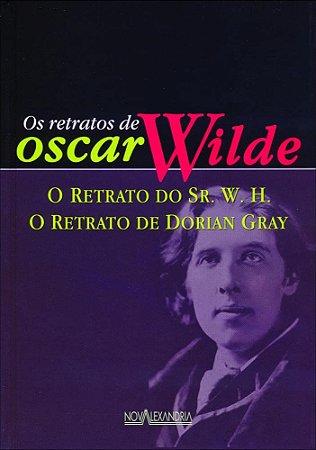 OS RETRATOS DE OSCAR WILDE