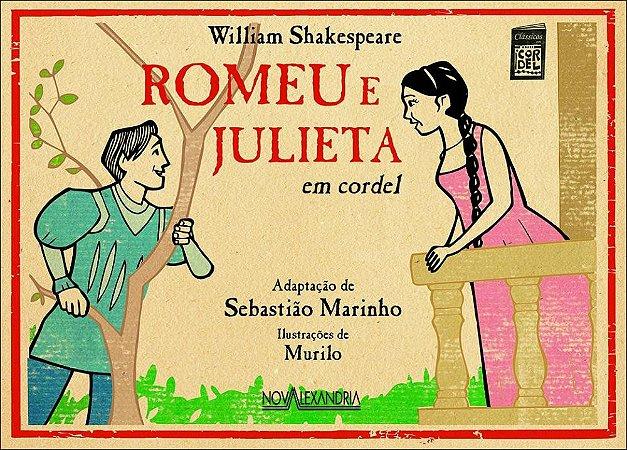 Romeu e Julieta em cordel