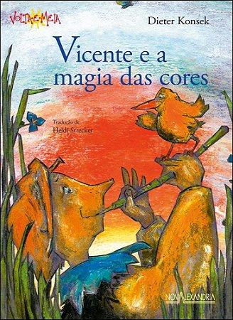 Vicente e a magia das cores