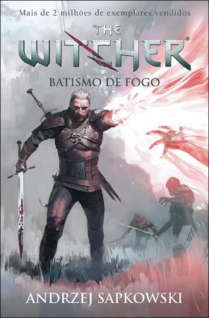 THE WITCHER - BATISMO DE FOGO - VOL. 5