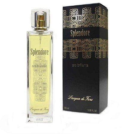 Perfume Splendore Oro Brilhante Lacqua di Fiori Feminino100ML