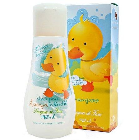 Lacqua Infantil Shampoo Lacqua di Fiori 140ML