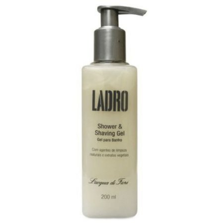 Ladro Shower & Shaving Gel Lacqua di Fiori 200ML