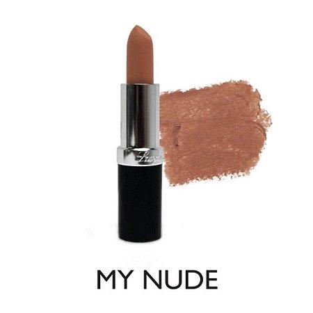 Batom Velvet Matte My Nude Lacqua di Fiori 3,5g