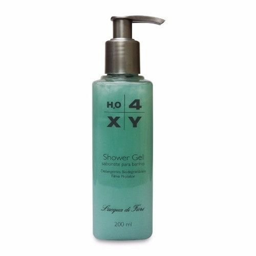 Shower Gel H2O 4XY Lacqua di fiori 200ml