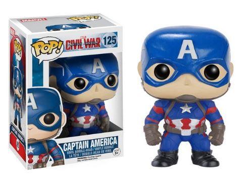 Funko Pop - Capitão América