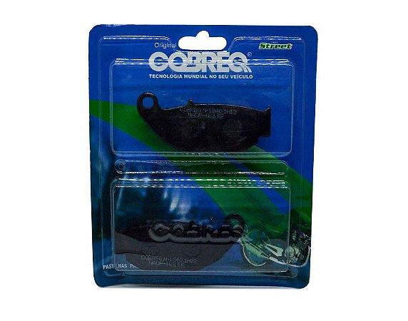PASTILHA DE FREIO CB 250 TWISTER / BROS 160 / XRE 190 COBREQ