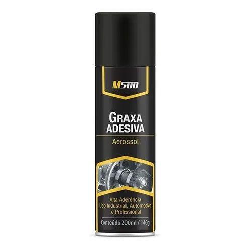 GRAXA MULTIUSO M500 - À BASE DE LÍTIO - SPRAY 200ML BASTON