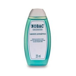 Sabonete Antisséptico -  Nobac 25ml
