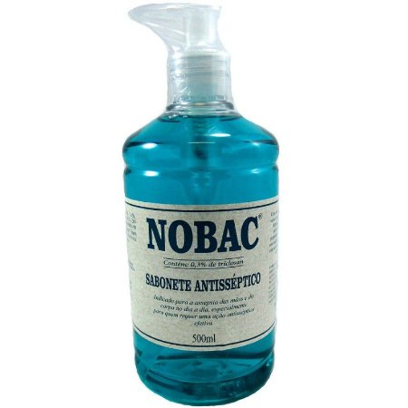 Sabonete Antisséptico - Nobac