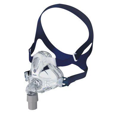 Máscara Facial (Oronasal) Mirage Quattro FX - Resmed