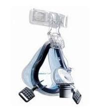 Máscara Facial (Oronasal) Comfort Full Gel - Philips Respironics