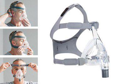 Máscara Facial (oronasal) Simplus - Fisher & Paykel