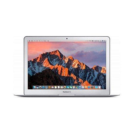 """Apple MacBook Air 13"""" 128GB SSD, Intel Core i5 8GB - 2017 - PRATA - MQD32LL/A"""