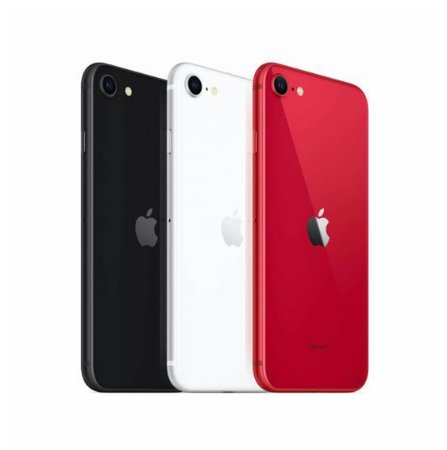 """Apple iPhone SE 2 64GB - Seminovo de Vitrine - Tela Retina HD de 4.7"""""""
