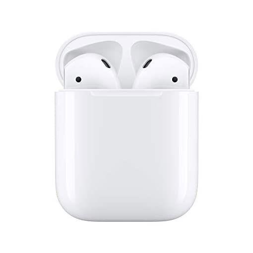 Fone de Ouvido Sem Fio Apple AirPods 2 MRXJ2BE/A Chip H1 - Branco - Lacrado na caixa - 1 Ano de Garantia Apple.