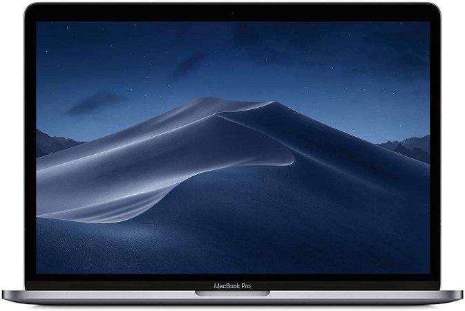 "Apple MacBook Pro 2017 Seminovo de Vitrine - MPXT2LL/A Tela Retina 13"" 2.3GHz 8GB de RAM 256GB de HD - SSD - Cinza Espacial"