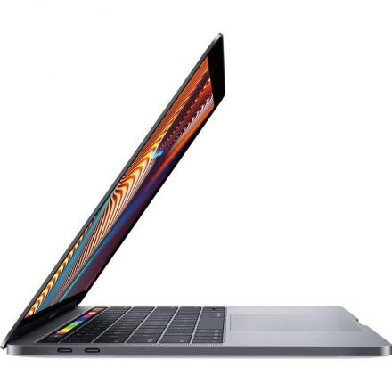 """Apple MacBook Pro 2019 MR9U2LL/A A1989 13.3"""" de 2.3GHz/8GB RAM/256GB SSD - Prata - Novo Lacrado na Caixa - 1 Ano de garantia Apple"""