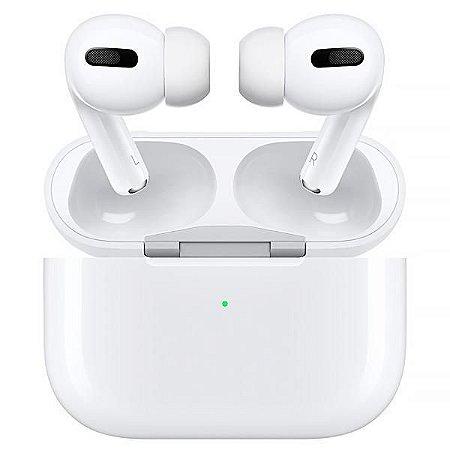 APPLE FONE MWP22AM/A AIRPODS PRO CASE - Branco - Novo Lacrado na caixa - 1 Ano de Garantia Apple.