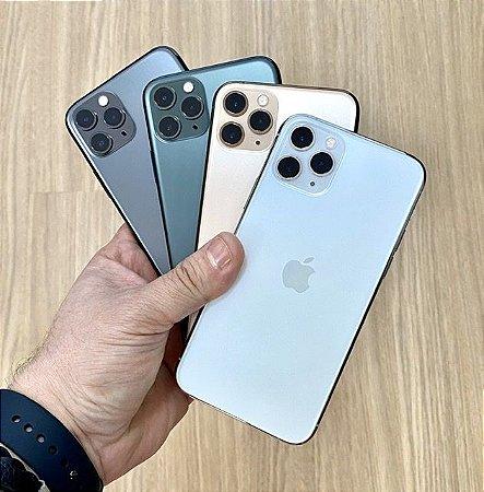 "Apple iPhone 11 Pro 64GB - Seminovo de Vitrine - Super Retina OLED 5.8"""