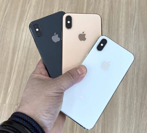 Apple iPhone Xs Max 256GB - Seminovo de Vitrine - Tela 6,5