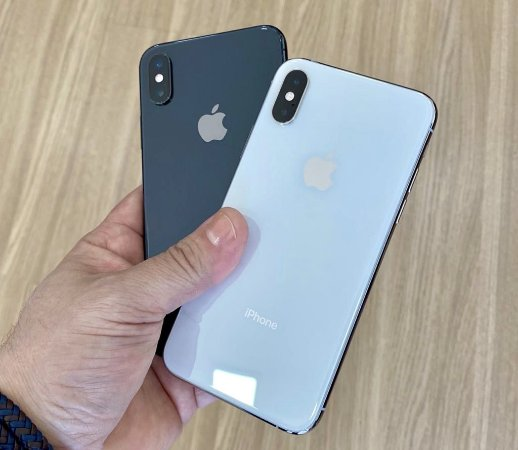 Apple iPhone X 64GB -Seminovo de Vitrine - Tela 5,8