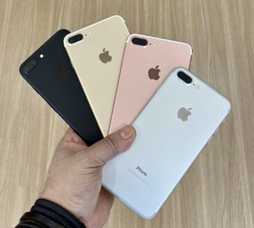 Apple iPhone 7 Plus 32GB -  Seminovo de Vitrine - Tela 5,5