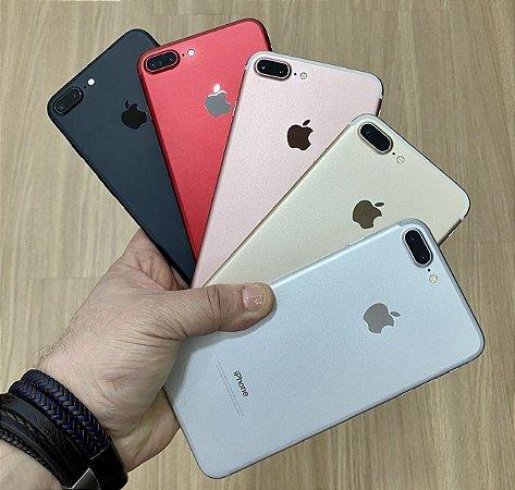 Apple iPhone 7 Plus 256GB -  Seminovo de Vitrine - Tela 5,5