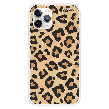 Case Animal Print Onça - iPhone 11 Pro Max - Capinha Gocase
