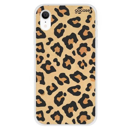 Case Animal Print Onça - iPhone XR - Capinha Gocase