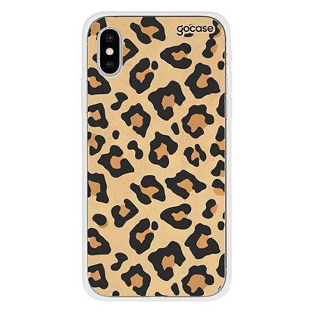 Case Animal Print Onça - iPhone X/Xs - Capinha Gocase