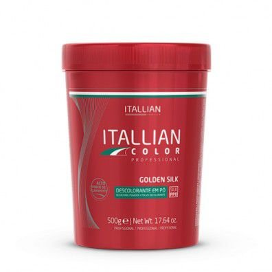 PÓ DESCOLORANTE ITALLIAN GOLDEN SILK 500G