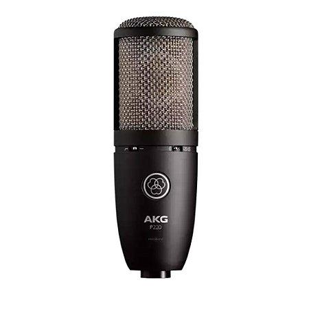 Microfone AKG P220