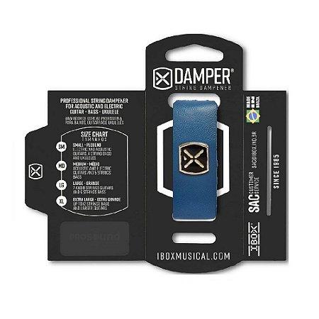 Damper IBOX Couro LG Azul
