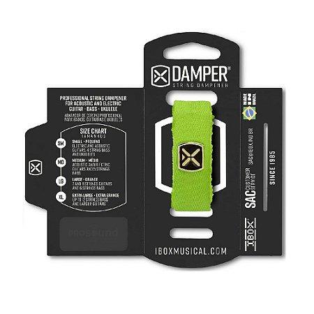 Damper IBOX Poliéster LG Verde
