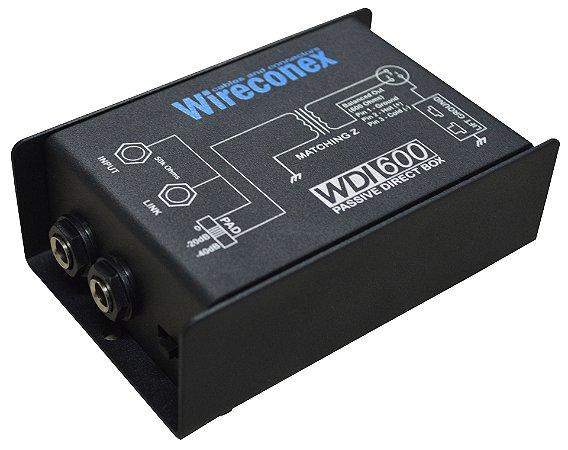 Direct Box WDI 600 Passivo WIRECONEX