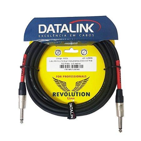 Cabo P10 P10 Datalink Revolution Line 0,50 mm² 5 metros