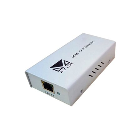 Receptor HDMI via IP Lite
