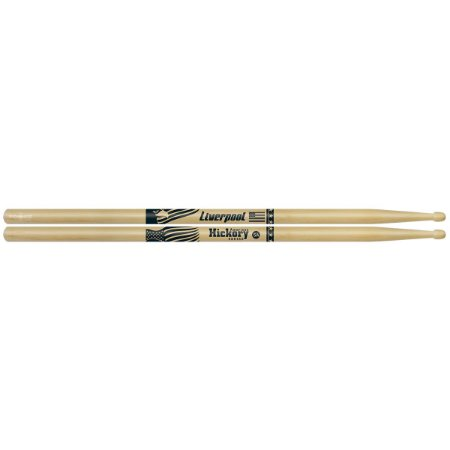 Baqueta Liverpool American Wood Series HY 5AM Hickory