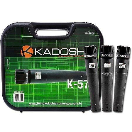 Kit de Microfone KADOSH K57