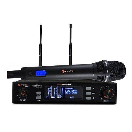 Microfone Sem Fio Kadosh K 901M