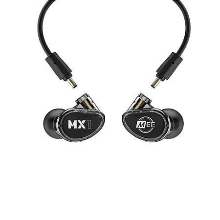 Fone de Ouvido Mee Audio MX 1 PRO Black