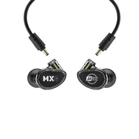 Fone de Ouvido Mee Audio MX 4 PRO Black