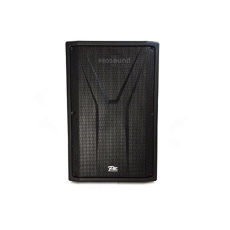Caixa Som Ativa PZ Pro Audio YAC 10A 250W RMS