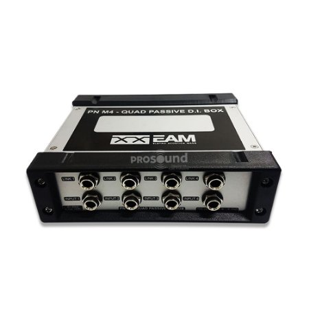 Direct Box EAM PN M4 Quádruplo Passivo