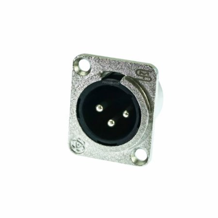 Conector XLR Macho Painel Smart Pro SVP555A-N