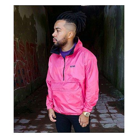 Jaqueta Windbreaker Pink NOVA