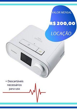 CPAP AUTOMÁTICO OU DE PRESSÃO FIXA