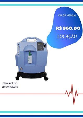 Concentrador de Oxigênio Millenium 10LPM