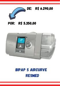 Bipap S Aircurve - Resmed